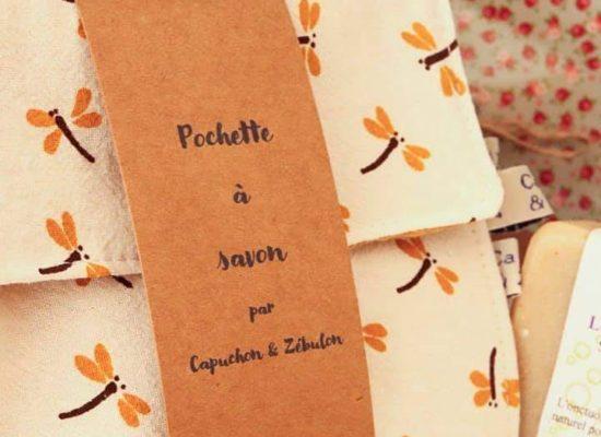 Capuchon & Zebulon, accessoires enfants zéro déchet