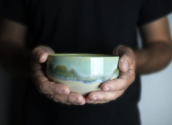 Marine Feuillerat, artisan céramiste