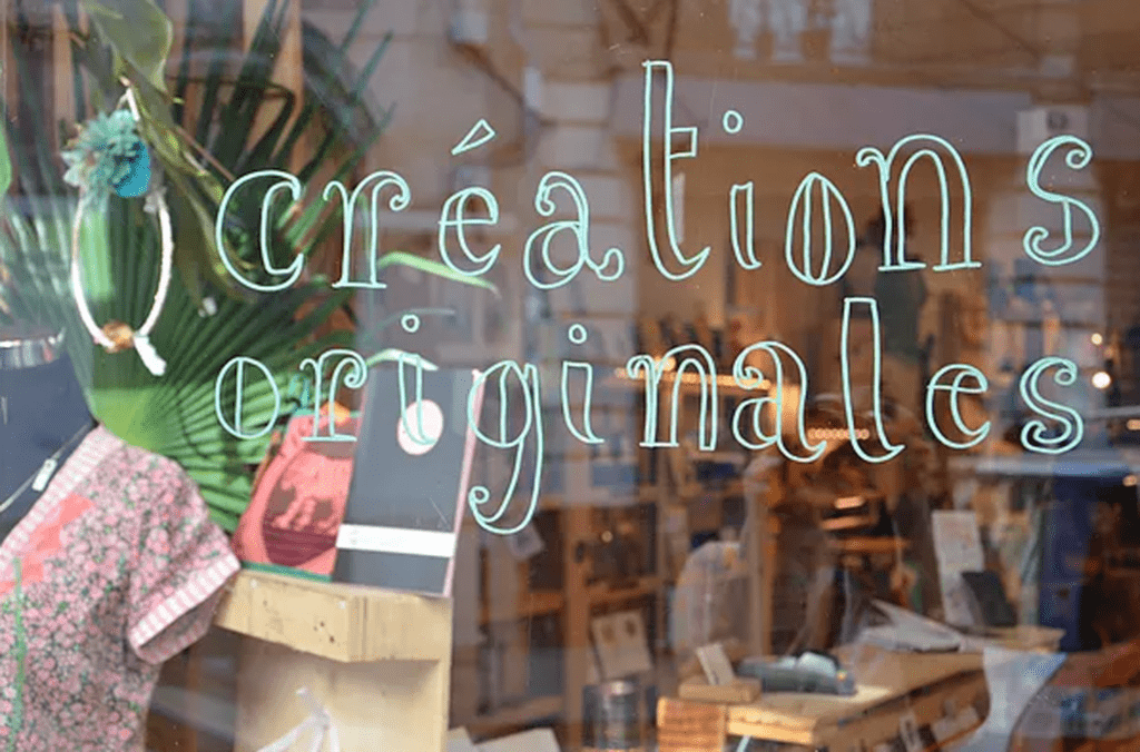 Boutique Specimen, officine de créateurs bordelais et locaux