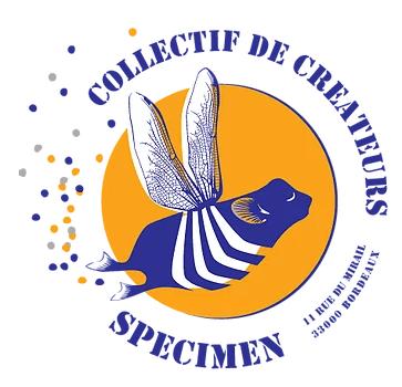 Logo Spécimen, collectif de créateurs sur Bordeaux (33)
