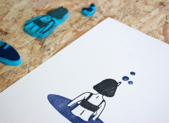 Marine Mastin Design, illustration et graphisme